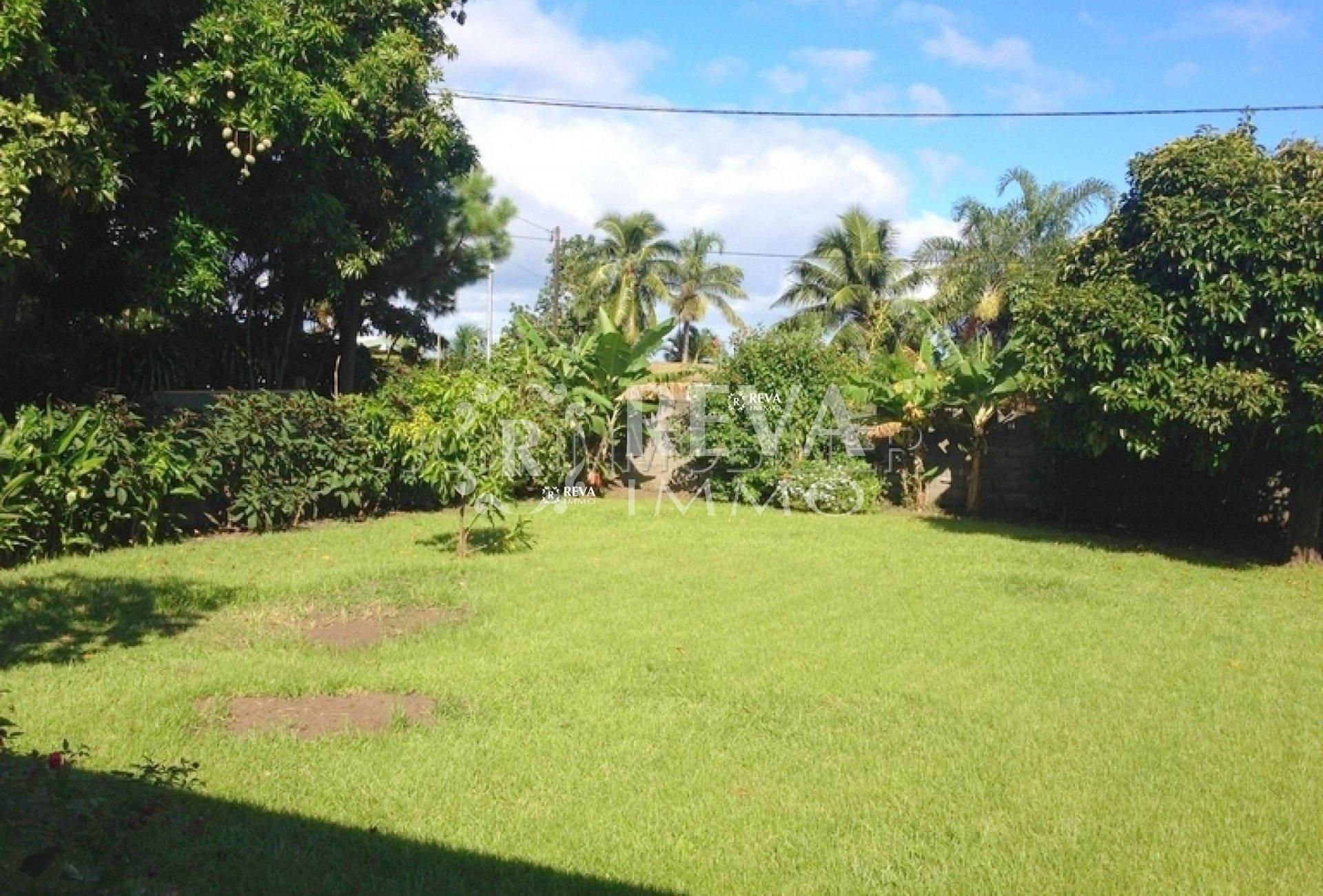 Location Maison Paea